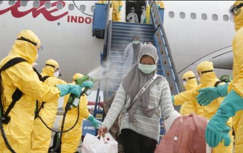 WNI di China Siap di Jemput dan Mendapatkan Perawatan di Natuna