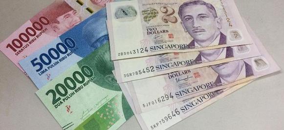 Dollar Singapore Menurun Rupiah Menguat Dampak Dari Virus Corona