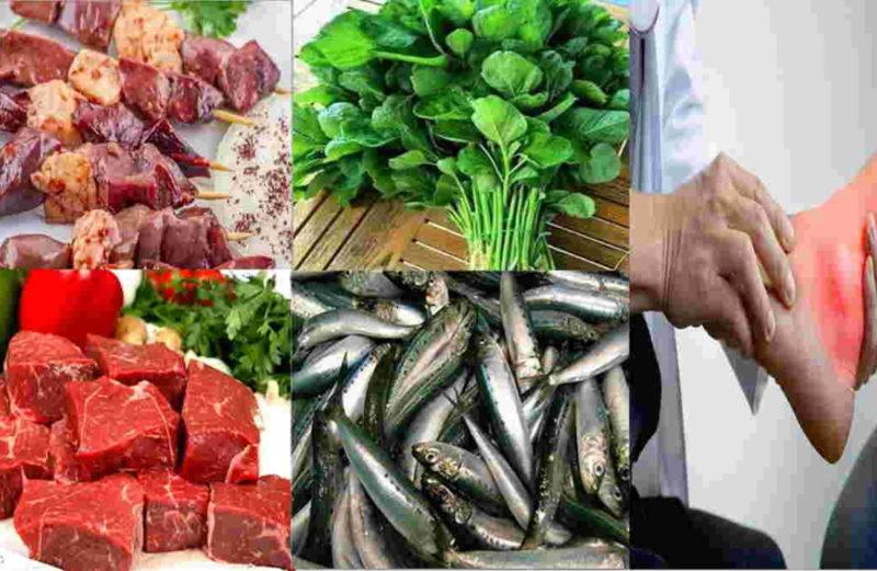 Beberapa makanan yang bisa mencegah asam urat