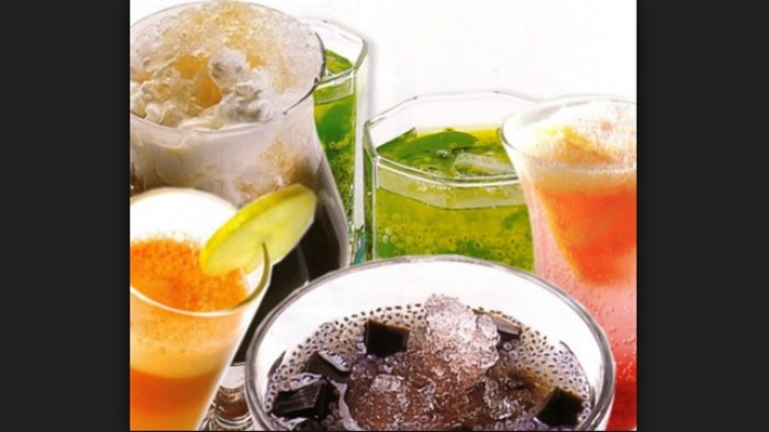 Minuman yang baik di konsumsi saat puasa