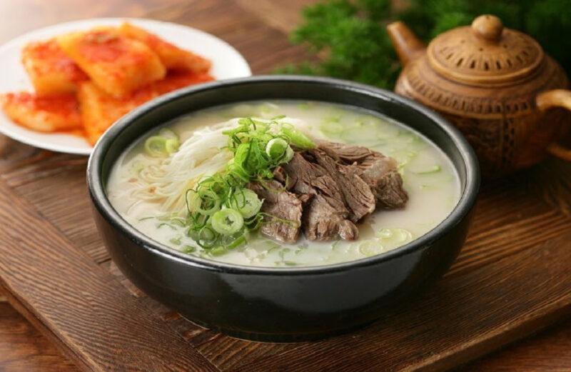 4 Jenis Sup Korea, Dijamin Menenangkan dan Menghangatkan