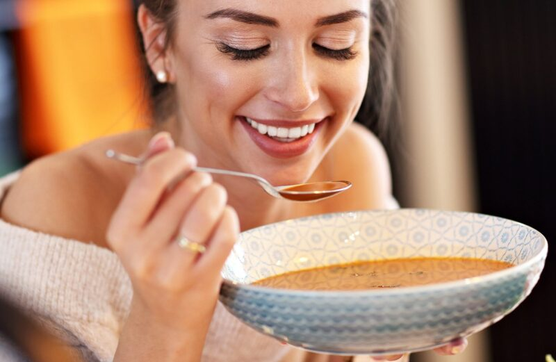 Makanan Yang Bisa Untuk Mengurangi Hidung Tersumbat