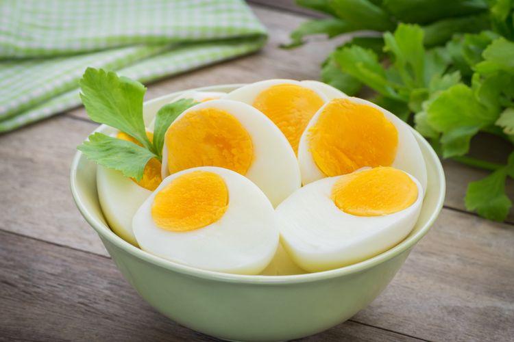 Manfaat Telur Rebus Bagi Kesehatan, Baik Untuk Diet